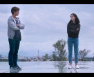 Adidas Shoes of Michael Ronda in Control Z S01E01 Birthday ...