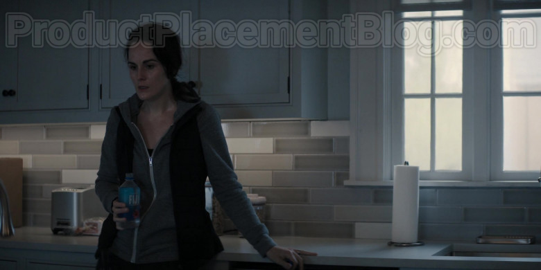 Michelle Dockery Drinking Fiji Water in Defending Jacob S01E08 TV Show