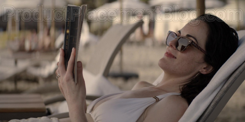 Michelle Dockery Wearing Ray-Ban Sunglasses in Defending Jacob S01E08 TV Show (3)