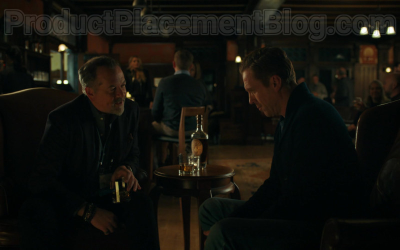 Michter's Bourbon Enjoyed by Damian Lewis & David Costabile in Billions S05E02
