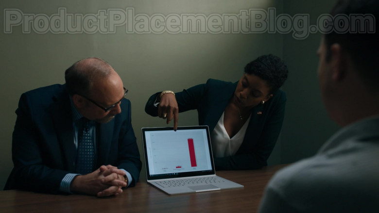 Microsoft Surface Laptop Used by Paul Giamatti & Condola Rashad in Billions S05E01 (1)
