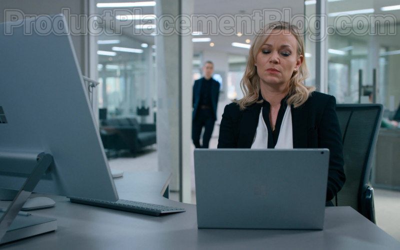 Microsoft Surface Notebook and AIO Computer in Billions S05E03 Beg, Bribe, Bully (2020)