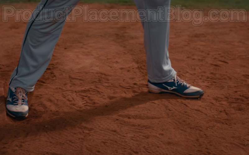 Mizuno Baseball Shoes in Sweet Magnolias S01E02 A United Front (2020)