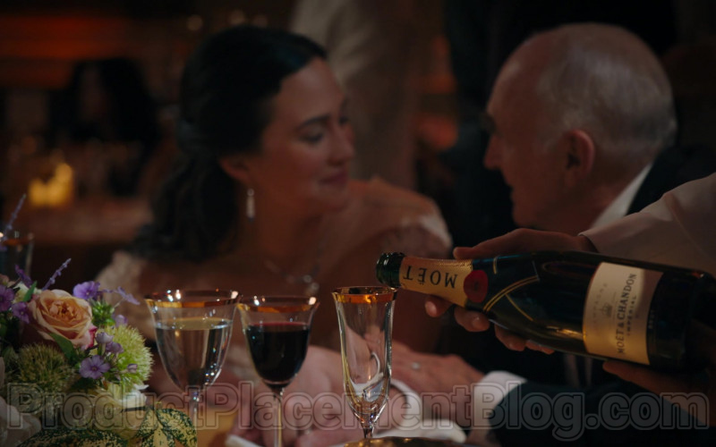 Moët & Chandon Champagne in Billions S05E01 The New Decas (2020)