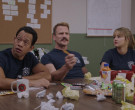 Naked Juice and M&M's Candies in Tacoma FD S02E06 The C-Tea...