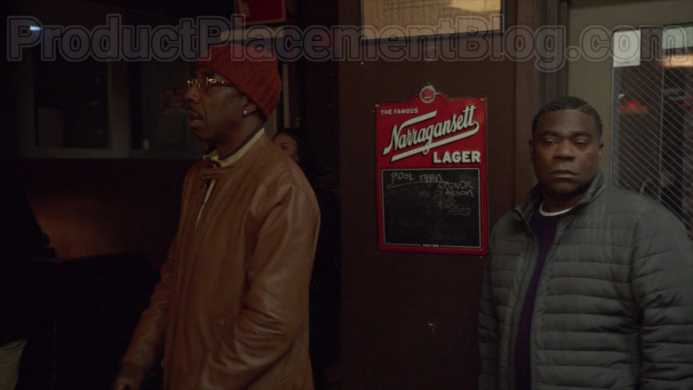 Narragansett Beer in The Last O.G. S03E08 TV Show (2)