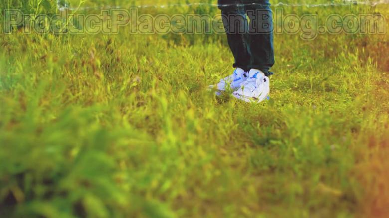 Natanael Cano Wearing Air Jordan 3 Shoes in Arriba Music Video (1)