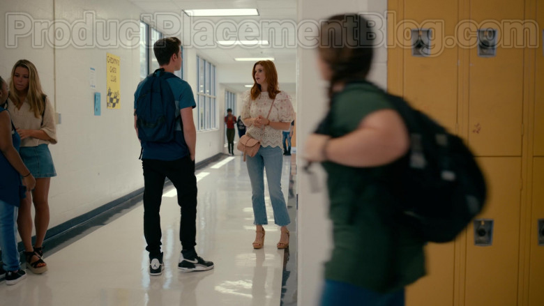 Nike Air Jordan 3 Tinker Sneakers of Carson Rowland as Tyler 'Ty' Townsend in Sweet Magnolias S01E03 Netflix TV Series (3)