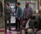 Nike Cortez Shoes of Max Greenfield in The Neighborhood S02E...