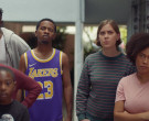 Nike Lakers Jersey in Insecure S04E04 Lowkey Losin' It (20...