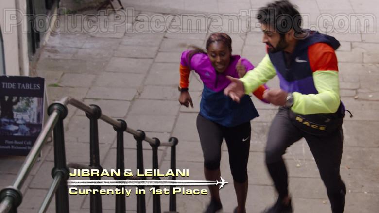 Nike Leggings of Issa Rae in The Lovebirds Movie by Netflix (1)