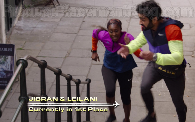 Nike Leggings of Issa Rae in The Lovebirds Movie by Netflix (1)