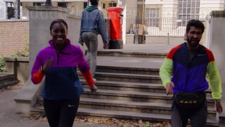 Nike Leggings of Issa Rae in The Lovebirds Movie by Netflix (3)