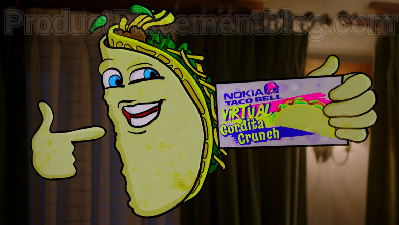 Nokia Taco Bell in Upload TV Show (5)