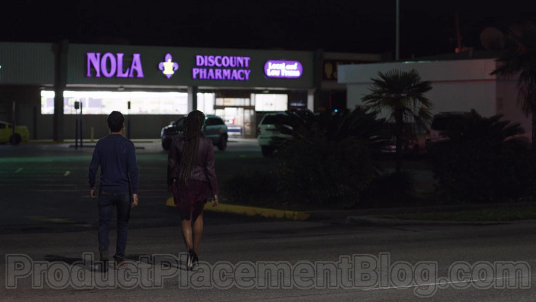 Nola Discount Pharmacy in The Lovebirds Movie (2)