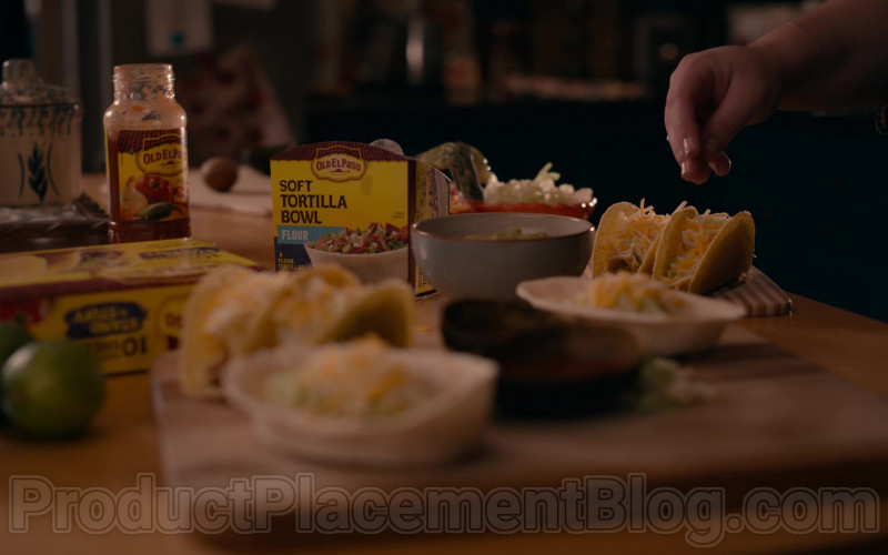 Old El Paso Tex-Mex-Style Foods in Sweet Magnolias S01E08 TV Show by Netflix