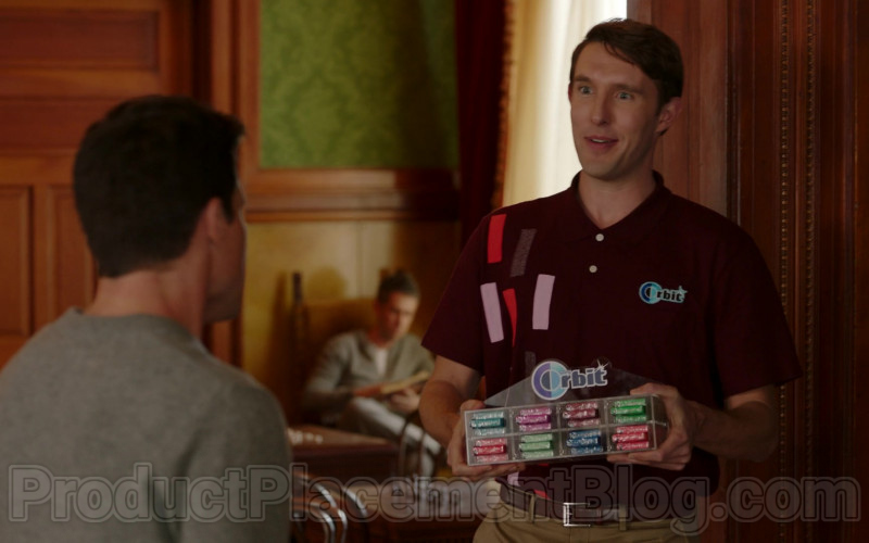 Orbit Chewing Gums in Upload S01E01 (1)