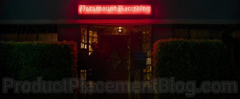 Paramount Recording Studio in The High Note Film (1)