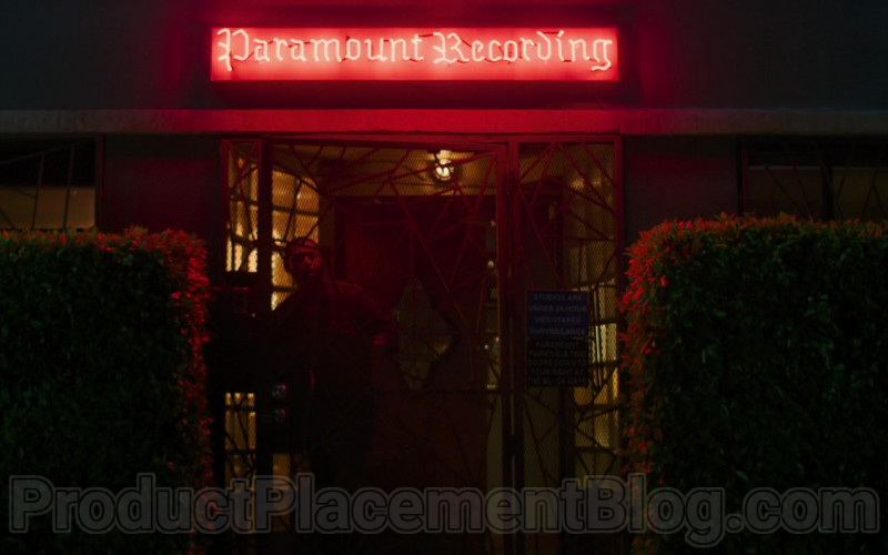 Paramount Recording Studio in The High Note Film (1)