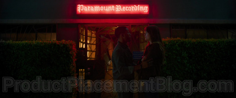 Paramount Recording Studio in The High Note Film (2)