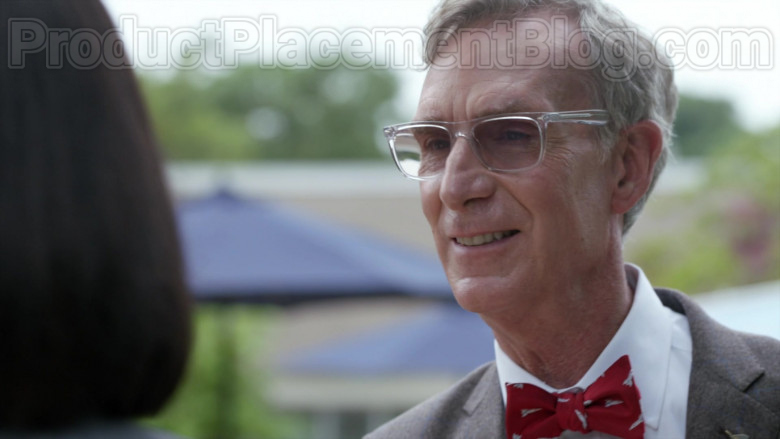 Persol Glasses of Bill Nye in Blindspot S05E02 TV Show (2)