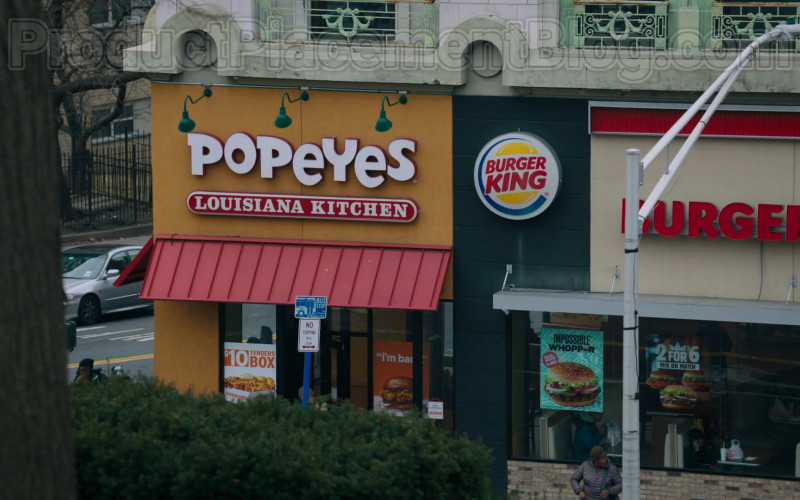Popeyes and Burger King Fast Food Restaurants in Billions S05E04 Opportunity Zone (2020)