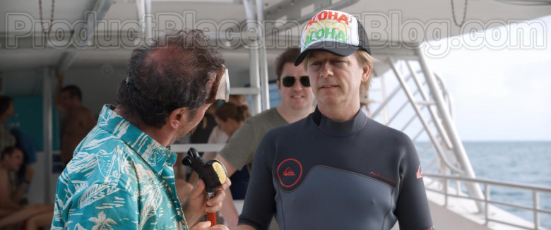 Quiksilver Syncro Wetsuit of David Spade as Tim Morris in The Wrong Missy Movie (3)