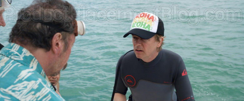 Quiksilver Syncro Wetsuit of David Spade as Tim Morris in The Wrong Missy Movie (4)