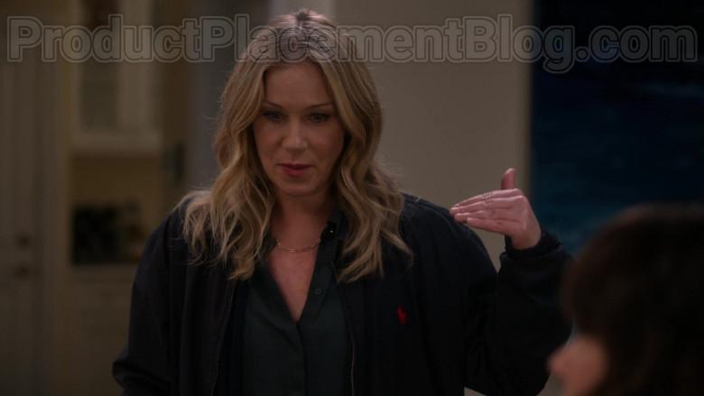Ralph Lauren Jacket Worn by Christina Applegate as Jen Harding in Dead to Me S02E08 (2)