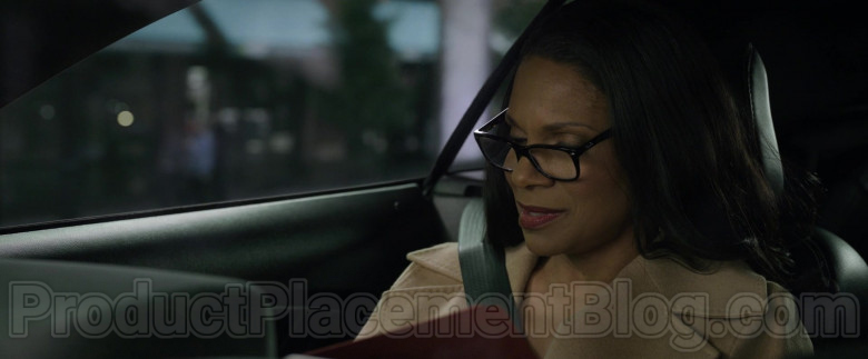 Ray-Ban Women's Eyeglasses in The Good Fight S04E05 (1)