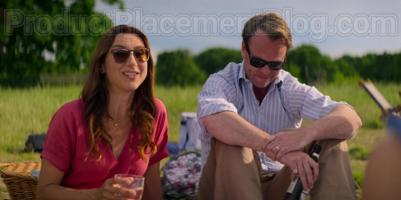 Ray-Ban Women's Sunglasses in Trying S01E03 Tickets for a Queue (1)