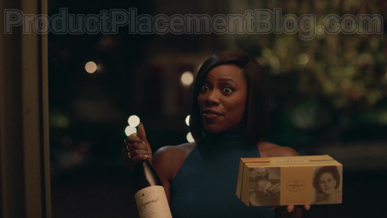 Raymond Cabernet Family Classic Wine in Insecure S04E04 Lowkey Losin' It (2020)