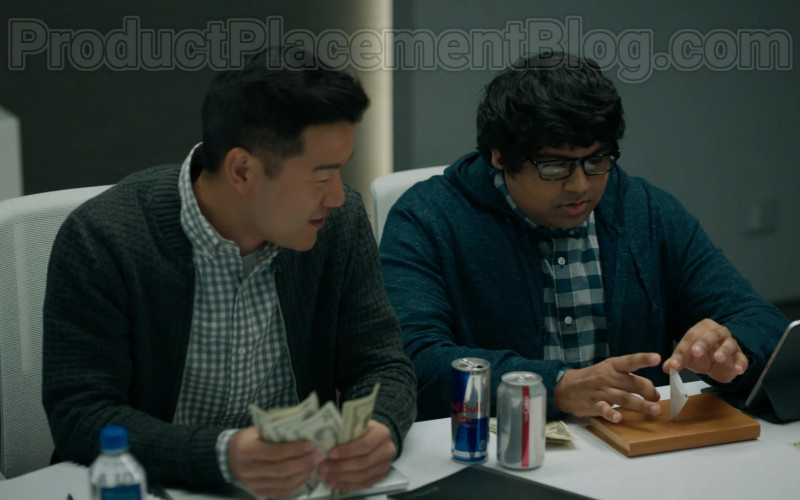 Red Bull Energy Drink and Diet Coke Soda Cans in Billions S05E05 TV Show (1)