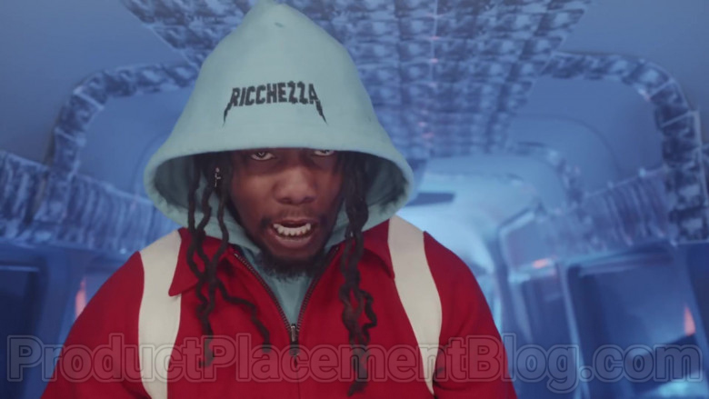 "Ricchezza Forever Hoodie Outfit in ""Racks 2 Skinny"" by Migos (1)"