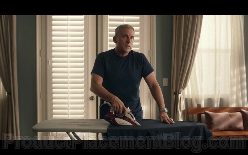 Rowenta Iron Used by Steve Carell as General Mark R. Naird in Space Force S01E04 Lunar Habitat (2020)