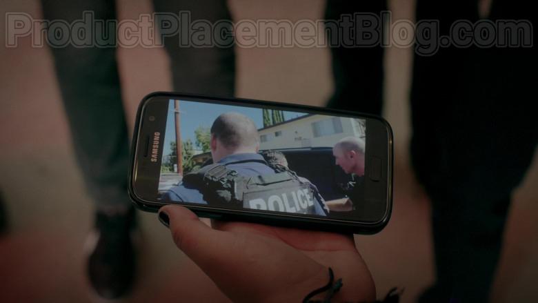 Samsung Galaxy Smartphone in Vida S03E03 (2020)