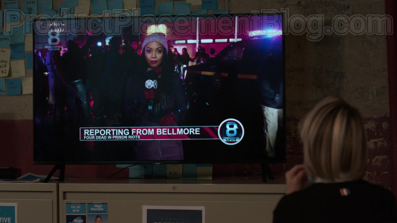 Samsung TV in For Life S01E12 Closing Statement (2020)
