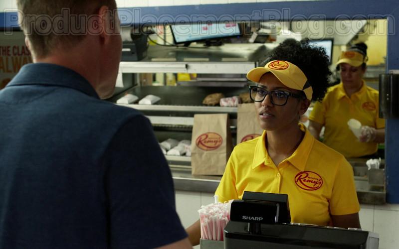 Sharp Cash Register in Hightown S01E03 Rebellion Dogs (2020)