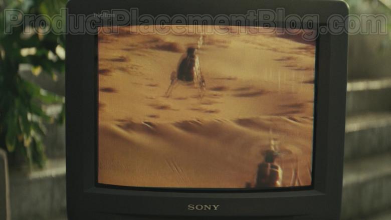Sony Trinitron TV in Homecoming S02E07 Again (2020)