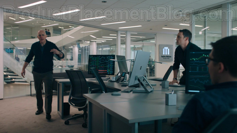 Surface Studio All-In-One Computer by Microsoft in Billions S05E02 The Chris Rock Test (2020)