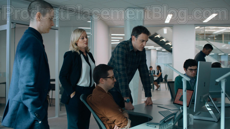 Surface Studio All-In-One Computers by Microsoft Used by Cast Members and Actors in Billions S05E03 TV Show (1)