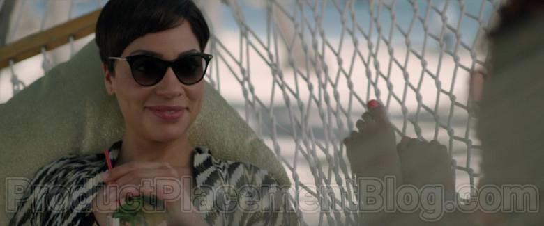 Tom Ford FT0662 Micaela Sunglasses For Women in The Good Fight S04E05