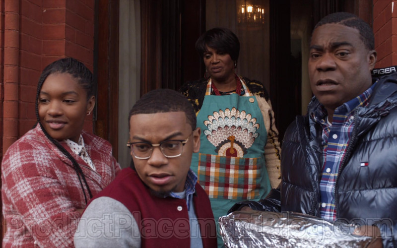 Tommy Hilfiger Jacket of Tracy Morgan in The Last O.G. TV Series (1)