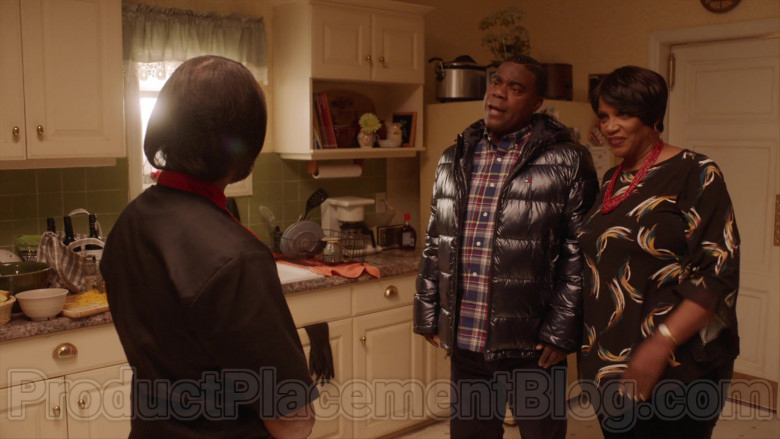 Tommy Hilfiger Jacket of Tracy Morgan in The Last O.G. TV Series (3)