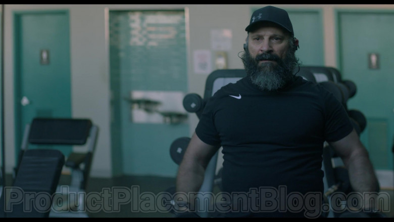 Under Armour Cap and Nike T-Shirt in Ramy S02E09 Uncle Naseem (2020)
