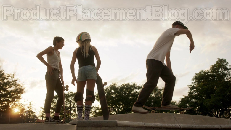 Vans Skater Shoes Worn by TV Show Cast Members in Betty TV Series (1)