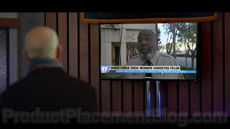 Vizio TV in Space Force S01E09