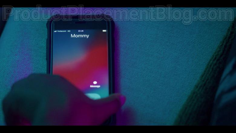 Vodacom Mobile Operator Company in Blood & Water Netflix Original TV Series (2)