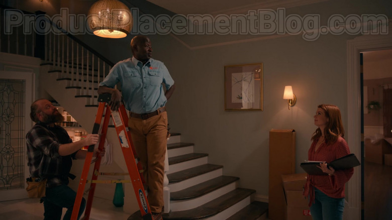 Werner Ladders in Sweet Magnolias S01E05 Netflix TV Series (1)