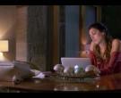 Apple MacBook Laptop of Zión Moreno as Isabela in Control Z ...